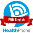 FNB English HealthPhone